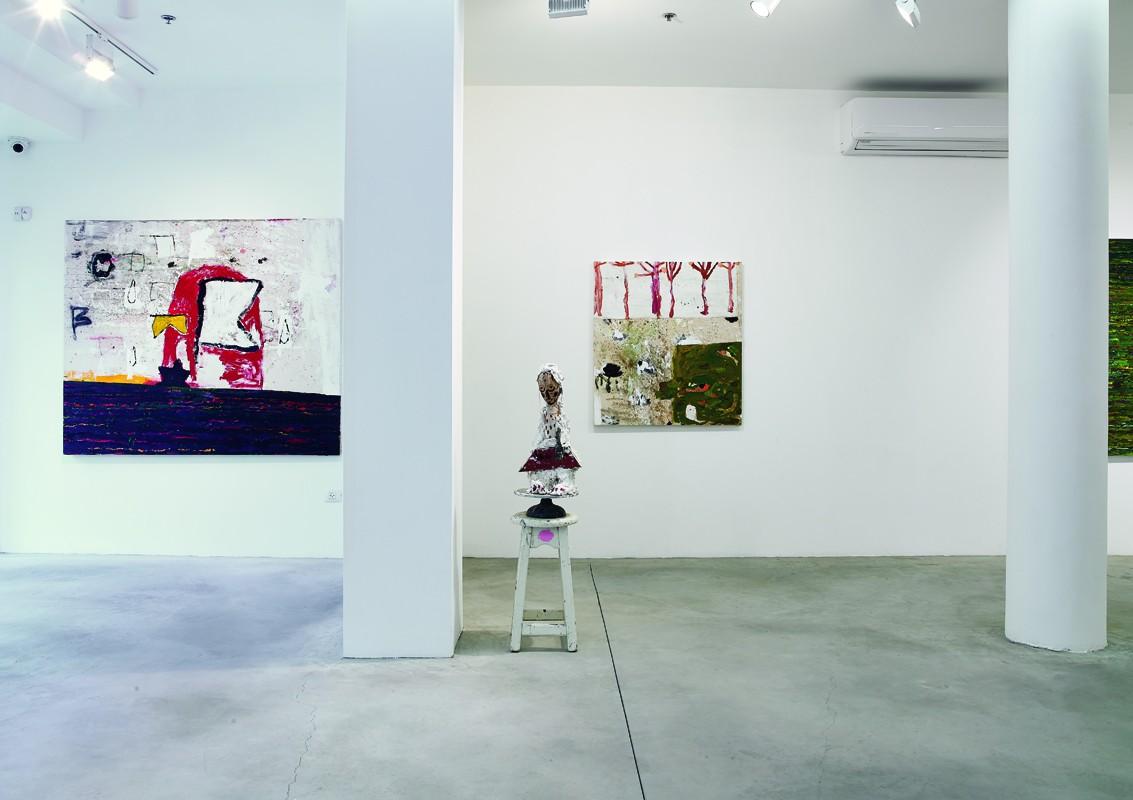 Exhibition View (3)