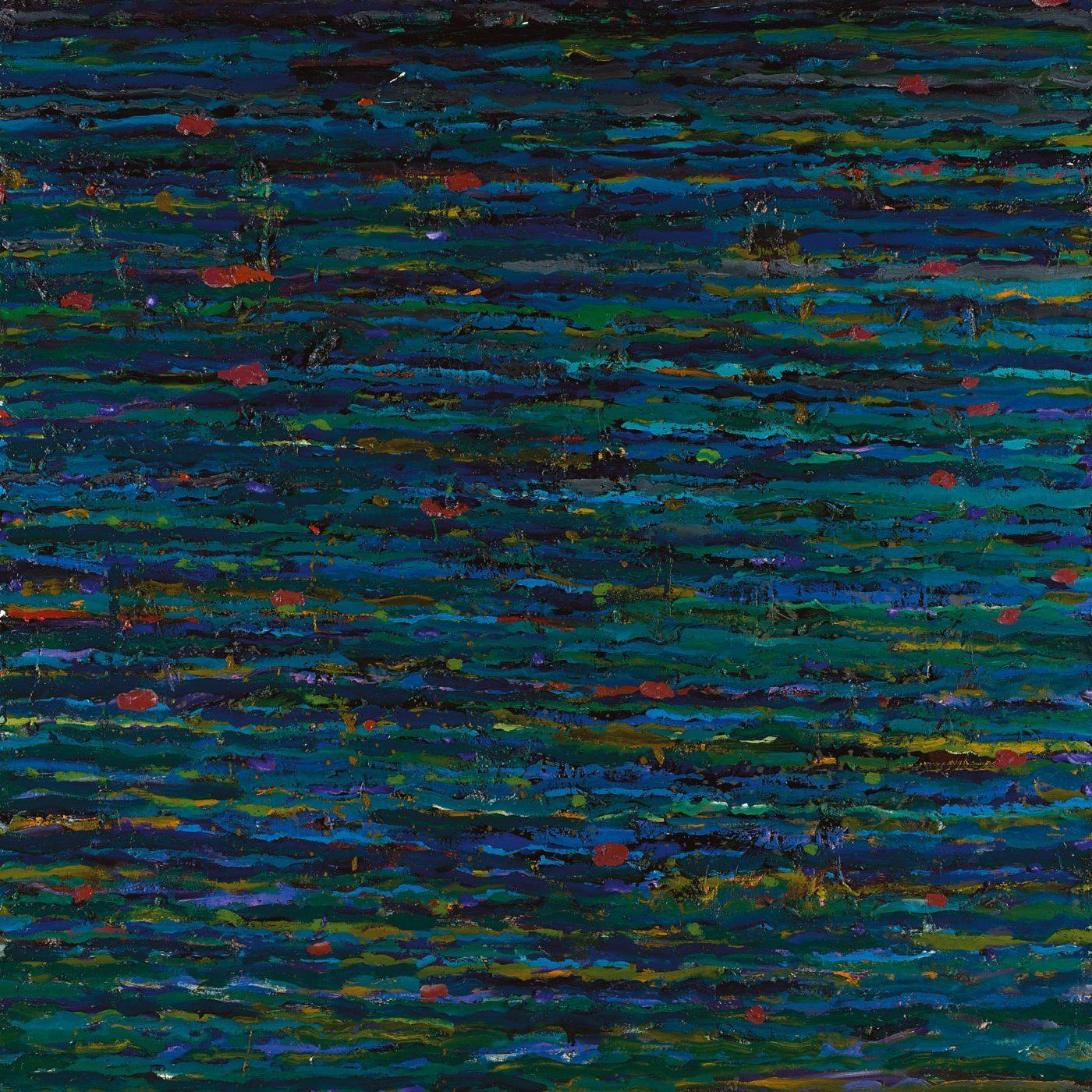 Amit Cabessa, 2019, Oil on canvas 150 x 150 cm