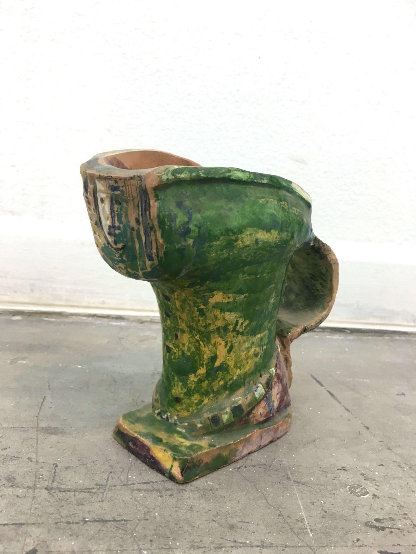 1468_Yehezkel Streichman, Ceramic, H-13