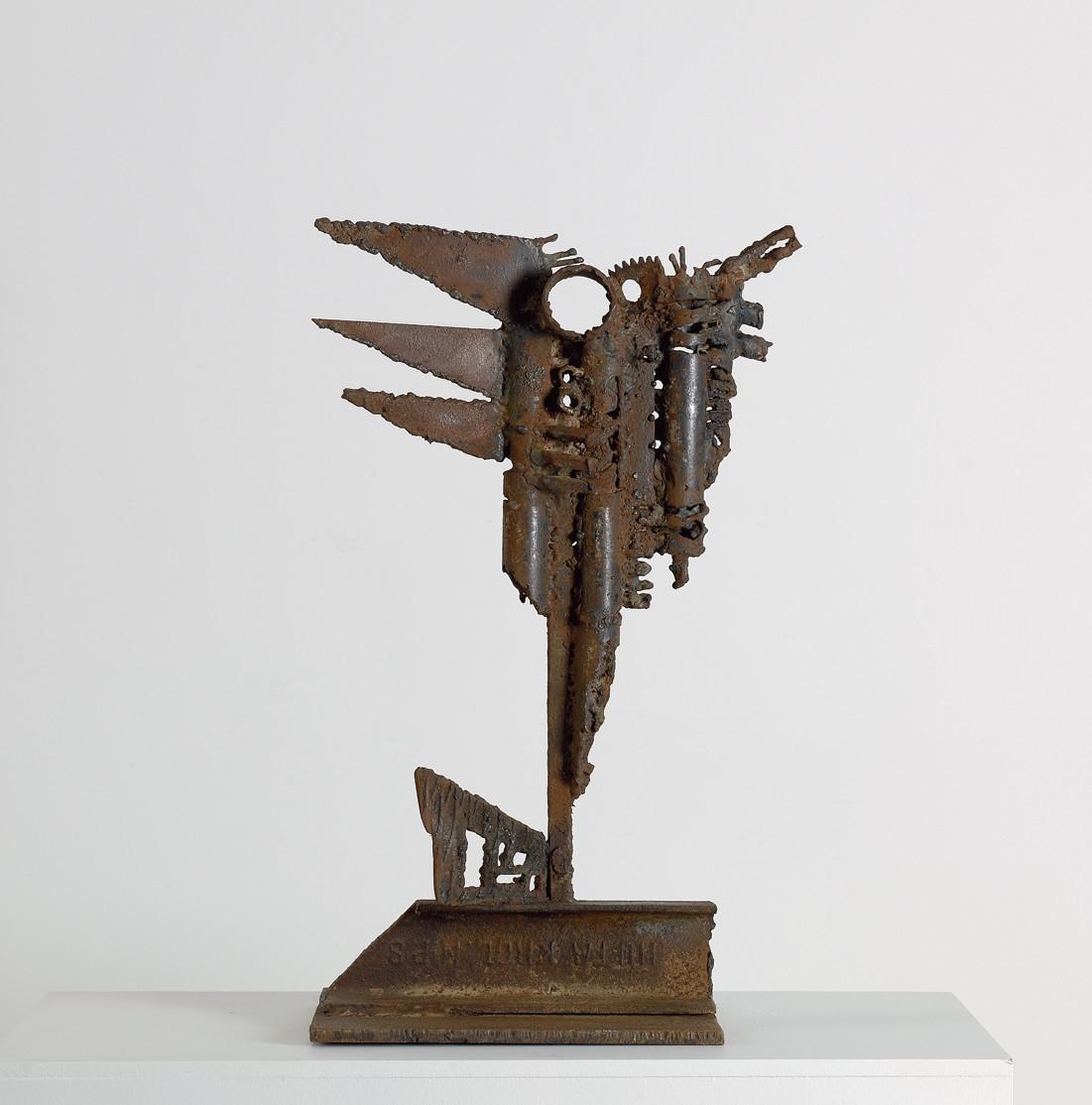 1959 ,Phoenix, Iron 60x38x25 cm
