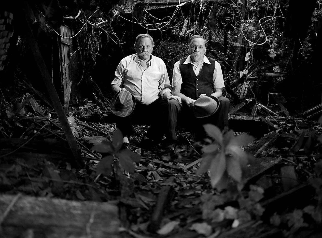 Noga Shtainer, Nelson and Norbero, 2010, Archival pigment print, Edition of 5 + AP 70 x 90 cm 2,200$ (2)
