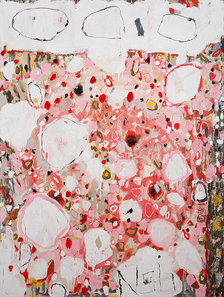 1104_05 Amit Cabessa, The Hiller, 2015, oil and mixed media on canvas, 243x183 cm-453x600