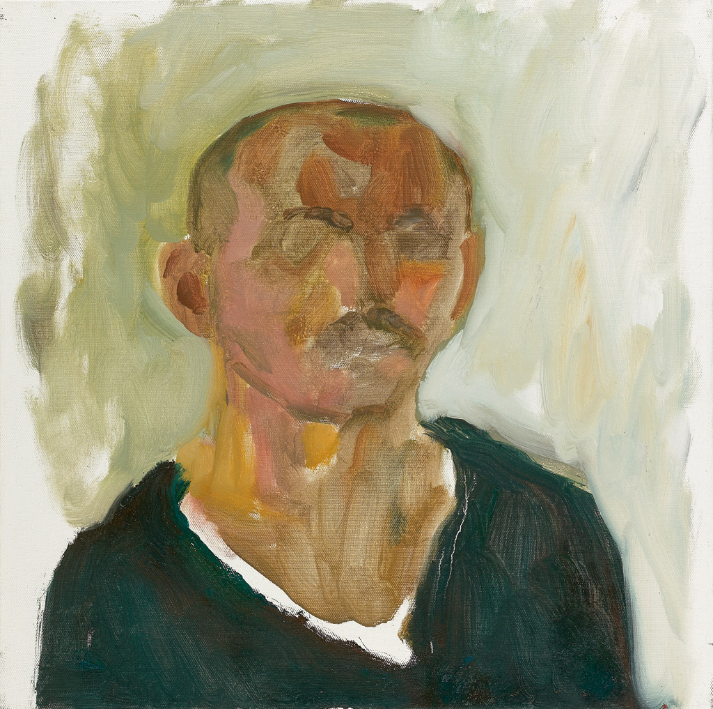 Amit Cabessa, Oil on Canvas, 50.5 x 50.5 cm, 2010, 3.200$