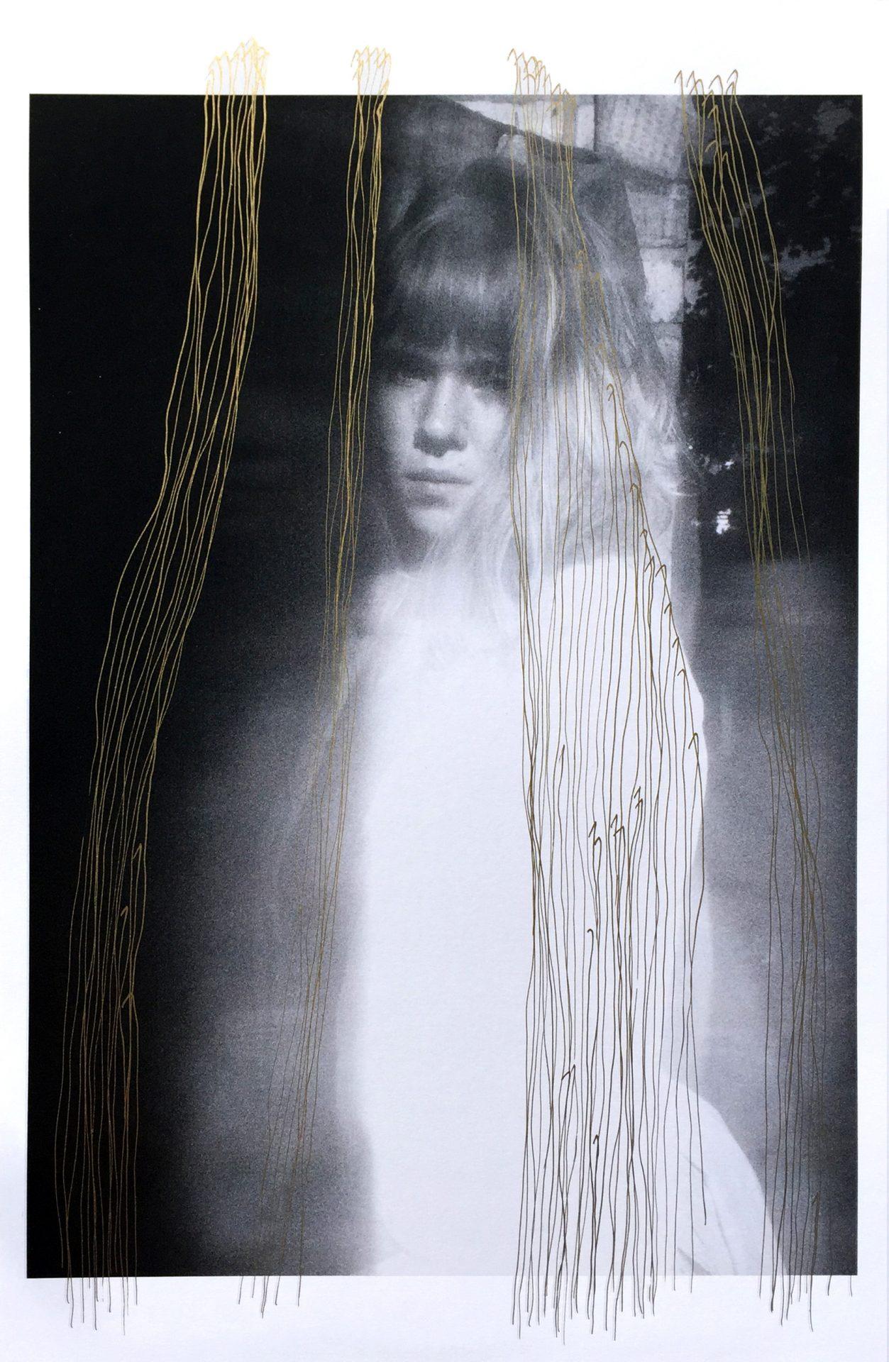 Arik Miranda, Untitled (from 'Forever and a Day'), 2015, felt pen on inkjet print, 49x32 cm (2)