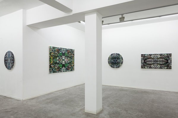 1133_Shay Kun, Sum of its Parts, Exhibition view, Hezi Cohen Gallery 2015 (8)-600x400