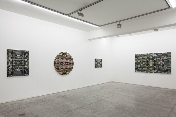 1131_Shay Kun, Sum of its Parts, Exhibition view, Hezi Cohen Gallery 2015 (2)-600x400