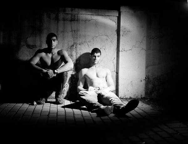 Fernando and Filipe 83X108