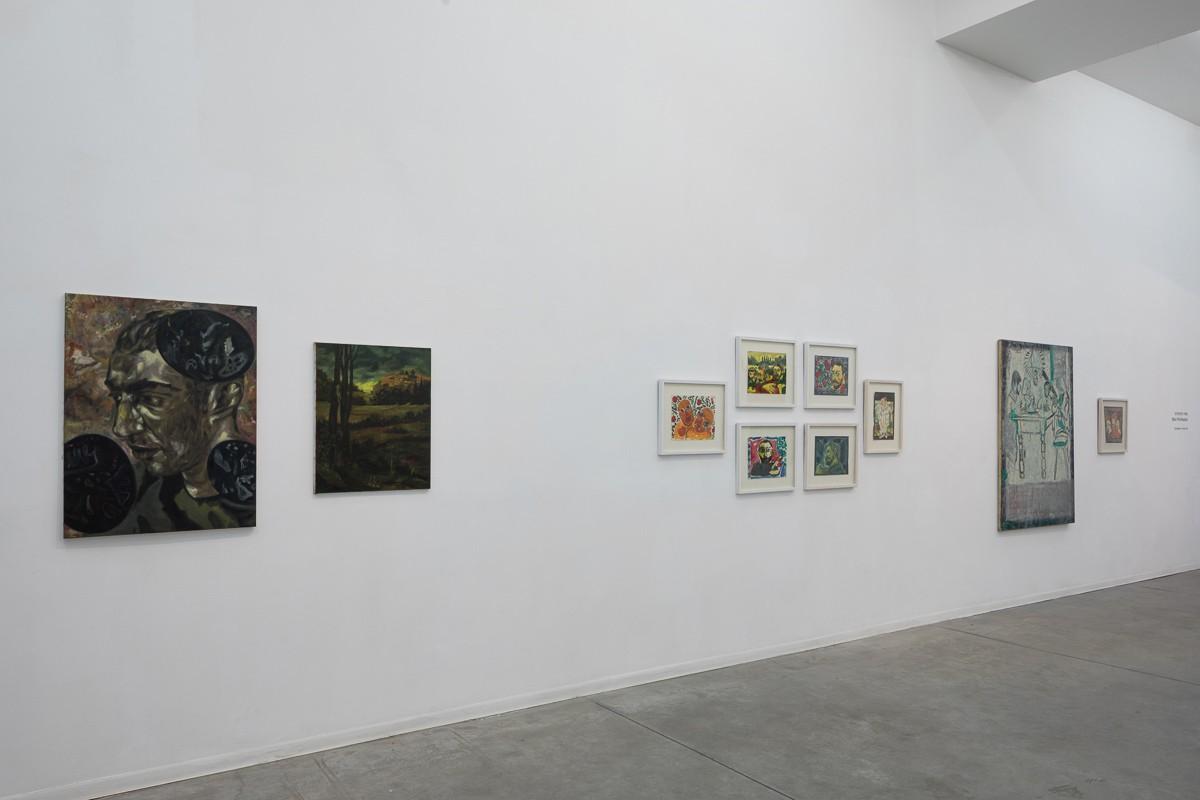 Meir Pichhadze, Dundown, Hezi Cohen Gallery (7)