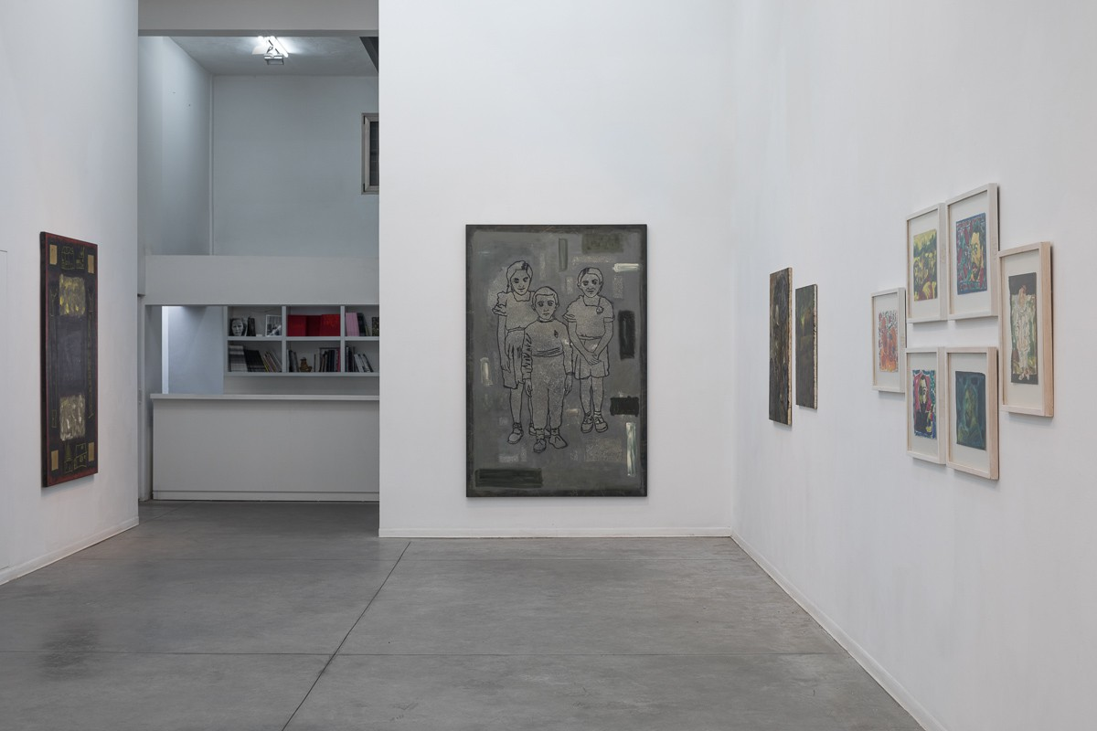 Meir Pichhadze, Dundown, Hezi Cohen Gallery (12)