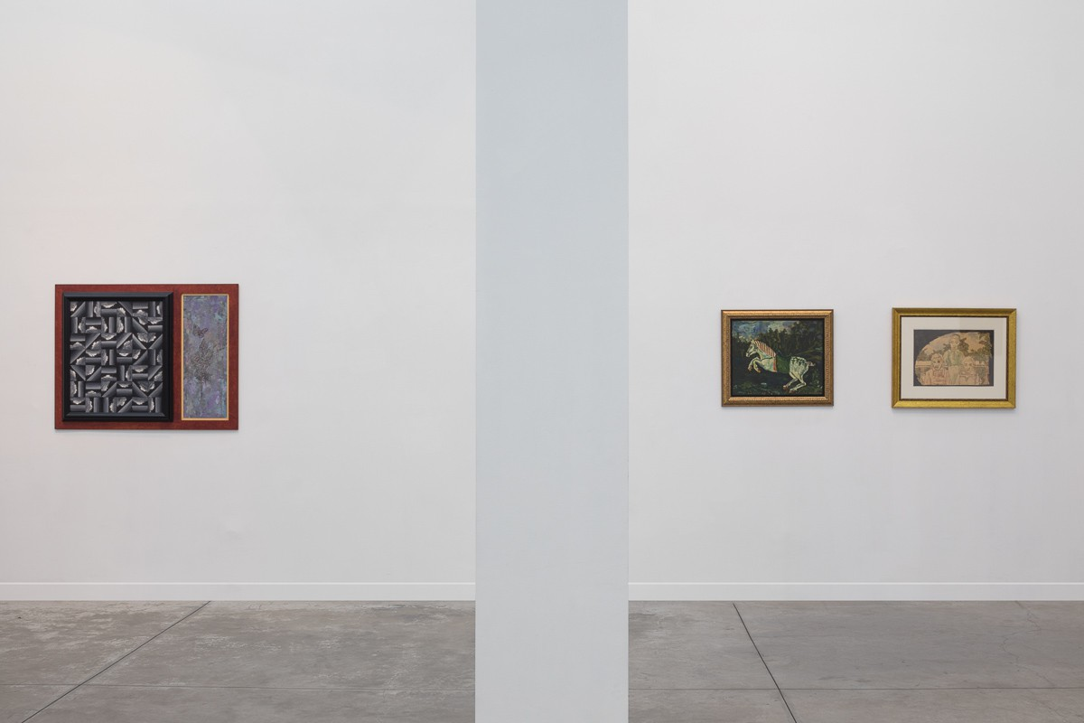 Meir Pichhadze, Dundown, Hezi Cohen Gallery (10)