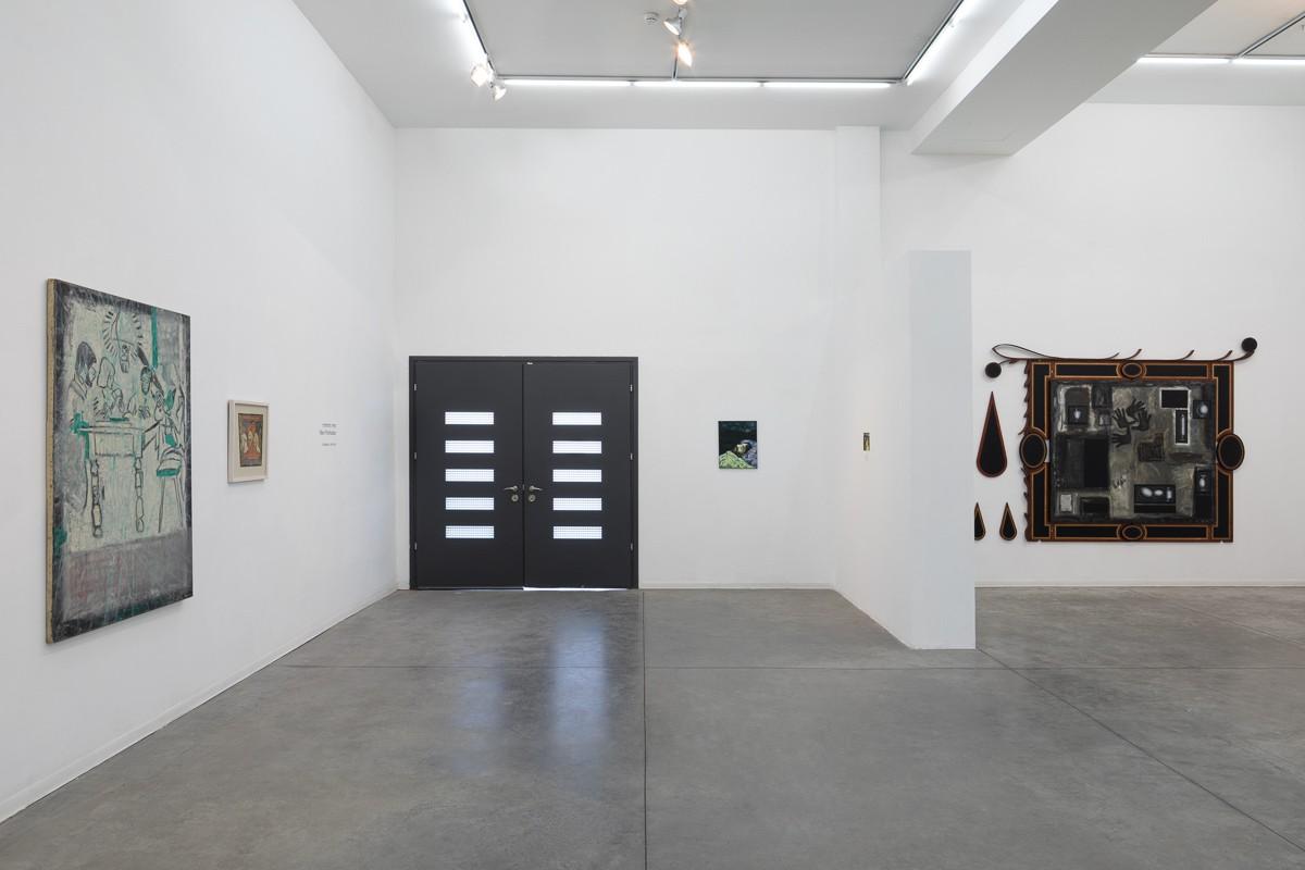 Meir Pichhadze, Dundown, Hezi Cohen Gallery (16)