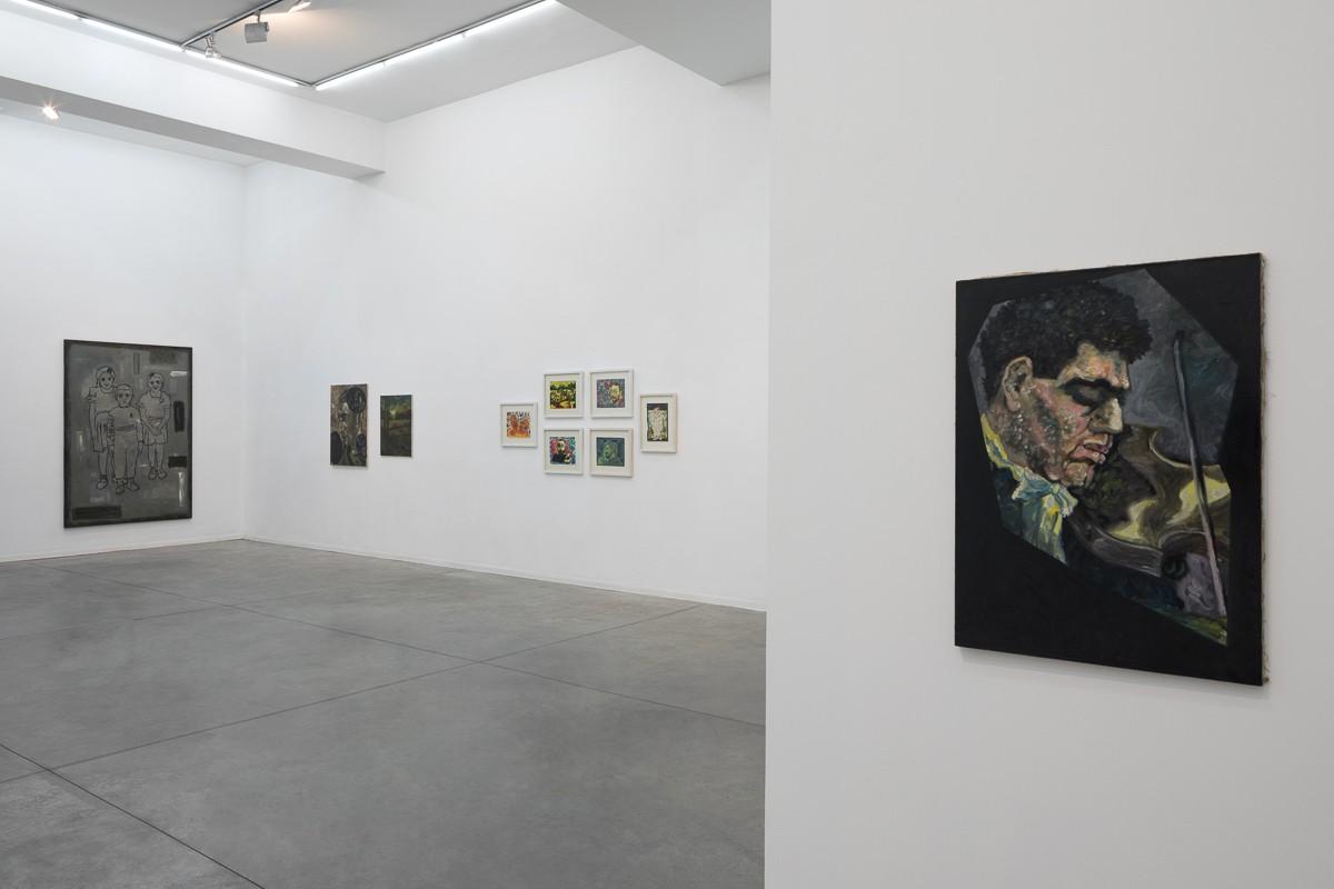 Meir Pichhadze, Dundown, Hezi Cohen Gallery (15)