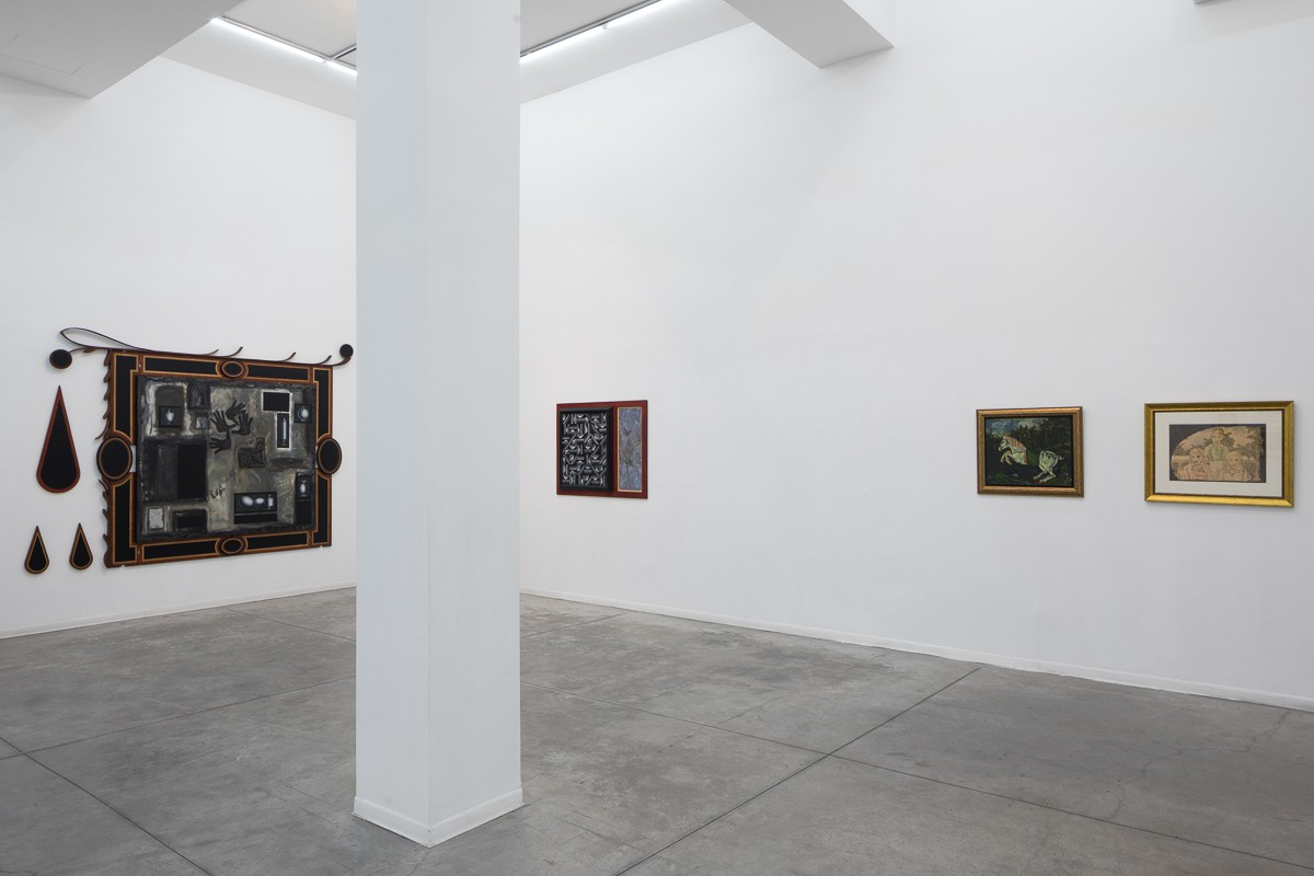 Meir Pichhadze, Dundown, Hezi Cohen Gallery (2)