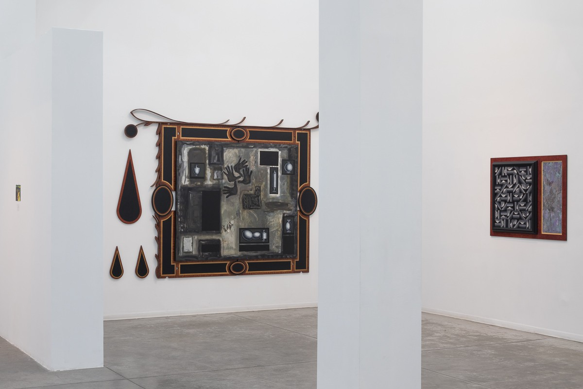 Meir Pichhadze, Dundown, Hezi Cohen Gallery (8)