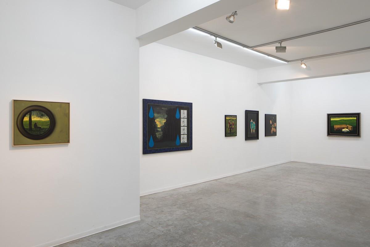 Meir Pichhadze, Sundown, Hezi Cohen Gallery 2017 (19)