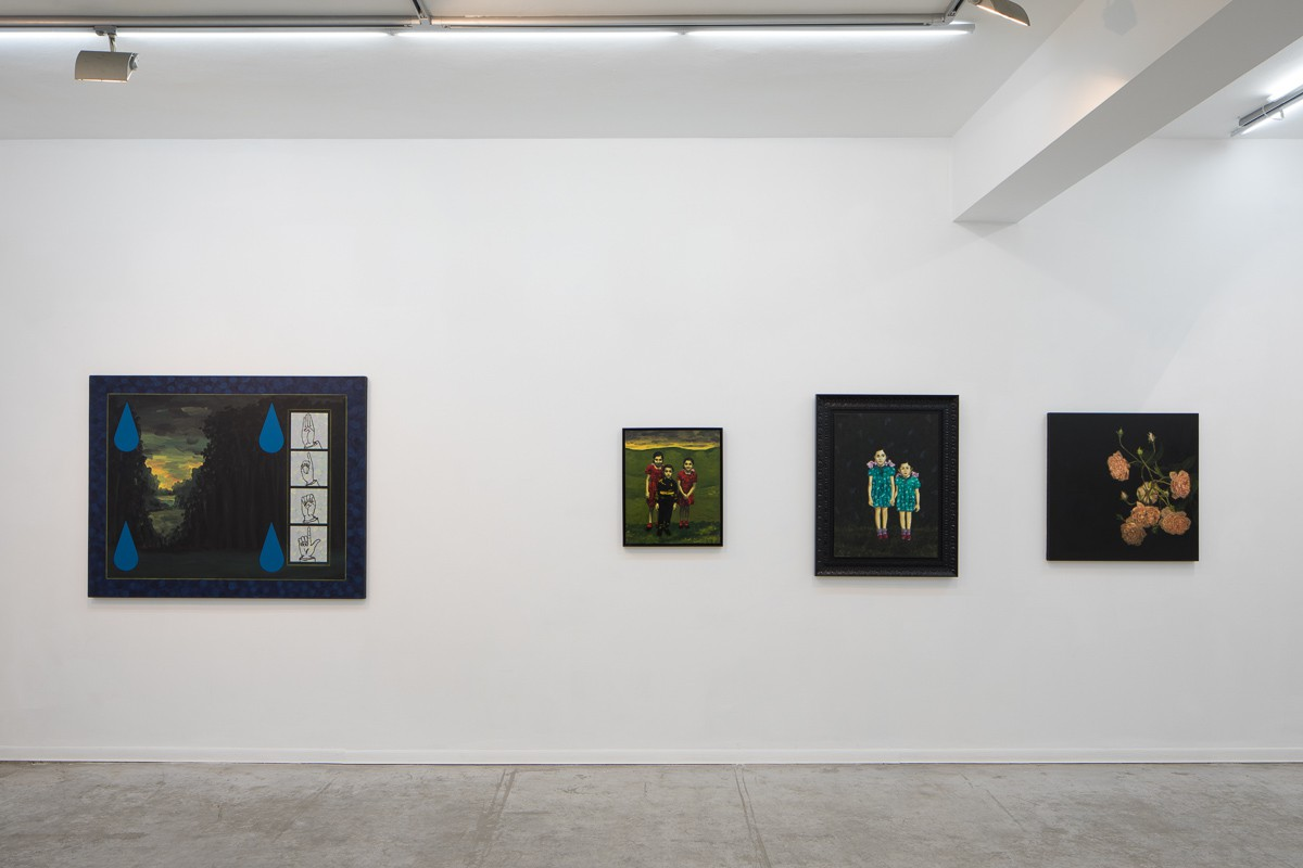 Meir Pichhadze, Sundown, Hezi Cohen Gallery 2017 (22)