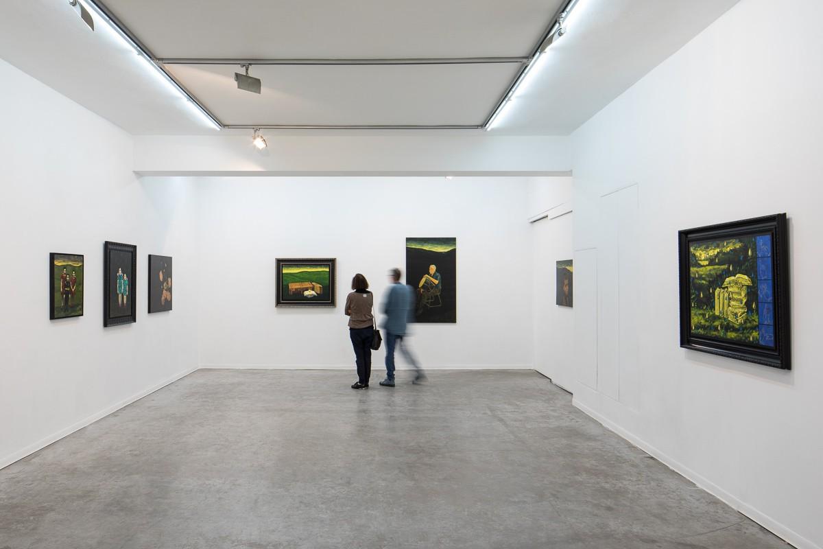 Meir Pichhadze, Sundown, Hezi Cohen Gallery 2017 (20)